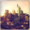 Mainkai (Casey Hugelfink) Tags: houses church skyline skyscraper frankfurt main riverwalk ffm mainkai
