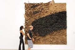 Leonardo Drew - Number 130, 2009 (Mariner's Photography) Tags: art museum modern florida miami perez pamm 2013