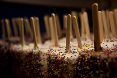 Popsicle Sticks of Fudge Covered in Sprinkles at Kilwin's - Miami Beach, FL (ChrisGoldNY) Tags: chrisgoldny chrisgoldberg chrisgold chrisgoldphotos chrisgoldphoto canon licensing forsale posters poster albumcover albumcovers bookcover bookcovers miami miamidade miamibeach southbeach sobe florida southflorida kilwins sprinkles popsiclesticks food dessert eater consumerist miamist colors colours colorful colourful sweets yummy delicious sweet lincolnroad thechallengefactory challengewinners dof friendlychallenges postcard greetingcard