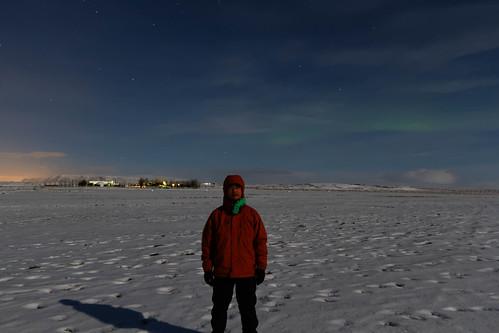 Hunt for Northern Lights