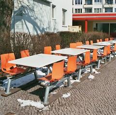 Kippeln verboten ! / Koburgallee Ecke Reichsstrae / Westend (galibier2645) Tags: schnee westend gwb guessedberlin reichsstrase gwbslomotion koburgallee