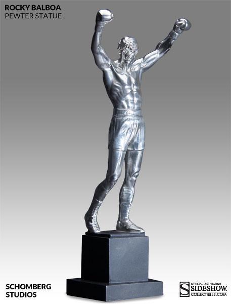 Schomberg Studios – Rocky【拳王洛基】1/6 比例 全身銅像雕像