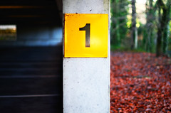 LEVEL ONE (SilverishFox) Tags: 50mm nikon cork carpark countyhall christmasday corkcity d7000 nikond7000