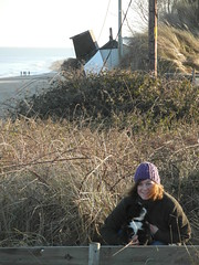 SAM_2881 (.Martin.) Tags: uk homes sea storm coast high december dunes norfolk east damaged surge destroyed tides 6th devastation collapsed anglia clifftop hemsby 2013