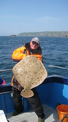 "Barry Moore 22lb 14oz Turbot • <a style=""font-size:0.8em;"" href=""http://www.flickr.com/photos/113772263@N05/11833690723/"" target=""_blank"">View on Flickr</a>"