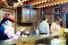 Three Hats (David H. King Photography) Tags: hats bavarian