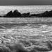 liquid metal days (nosha) Tags: ocean sea usa seascape beach beautiful beauty rock newjersey nj og shore jerseyshore oceangrove nosha liquidmetaldays