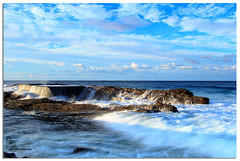 IMG_3324 (Brett Huch Photography) Tags: seascape seascapes queensland coolangatta snapperrocks