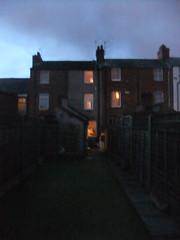 2014_01_160044 night view (Gwydion M. Williams) Tags: uk greatbritain england nightlights britain coventry westmidlands warwickshire earlsdon broomfieldroad