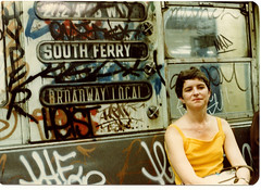 Graffiti In The NY Subways of the 70s & 80s (billy craven) Tags: newyork graffiti nycgraffiti vintagegraffiti subwaygraffiti