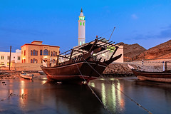 In Sur, Oman (Frans.Sellies) Tags: sur oman dhow      img2916   umman