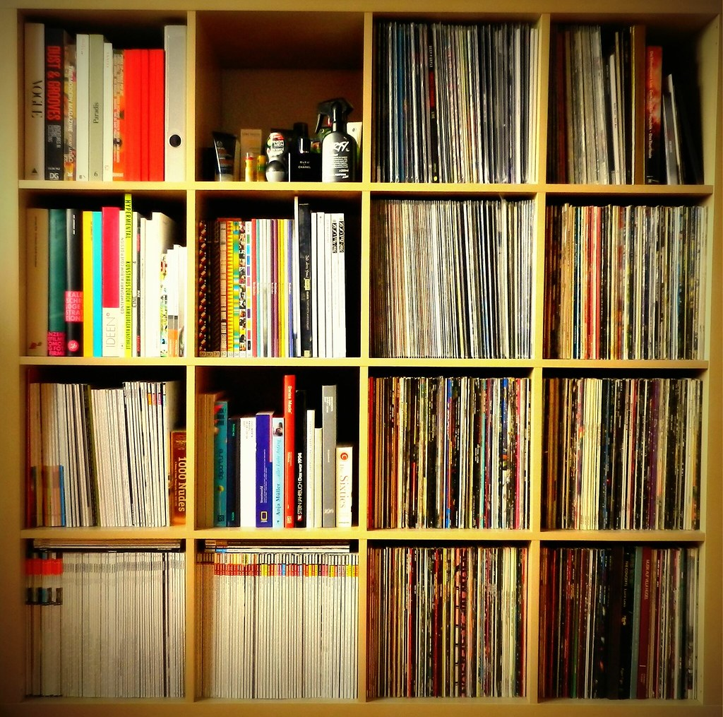 Vinyl Meet Books And Magazines Dulife Tags Ikea Magazine Hipster Bookshelf