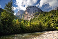 Domos del Rio Cochamo  - Valle de Cochamo (Patagonia - Chile) (Noelegroj (Celebrating 10 Millions+views!)) Tags: chile trip travel viaje wild sky patagonia naturaleza mountains nature rio clouds forest trekking river landscape photography photo ancient foto lakedistrict paisaje climbing cielo nubes granite fotografia senderismo junta escalada montañas pristine bosques granito mesmerizing salvaje lajunta regiondeloslagos patagoniachilena cochamo patagonianorte cochamovalley wildpatagonia cerrogorila cerroelanfiteatro cochamoroundtrail