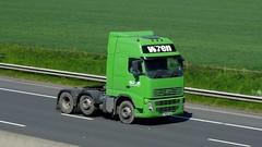 PN08 OAM  Sandholme 17-05-14 (panmanstan) Tags: truck wagon volvo yorkshire transport lorry commercial vehicle wren fh sandholme m62