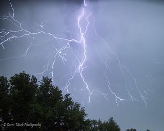 Lightning Storm - Explored