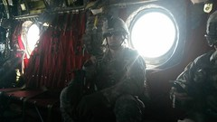 20140607-Z-Clark-09 (New York National Guard) Tags: 3rdbattalion det1 2ndbattalion senecaarmydepot nysoldiersofdeltacompany 108thinfantryfromithaca hadtheuniqueopportunitytotrainwithtwoch47chinookhelicoptersandtheircrewsfrombravocompany 126thaviationoutofrochesterthetrainingtookplaceatsenecaarmydepotlocatedintheheartofthefingerlakesbetweensenecaandcayugalakesnewlytrainedpathfinderandairassaultsoldierstrainedthecompanyonhowtoslingloadthecodup theflightcrewsverifiedtheloadsandgaverehearsalsfortheloadingandunloadingtheaircrafteachofthetrainedhookupcrewsrotatedthroughhookingtheslingloadsupandthechinooksflewashortpatternwiththe5 000lbsand12 000lbshumveeseachofthefourassaultplatoonsincodwereflownaroundcanandaiguaandkeukalakeswhileaboardthehelicoptercaptclarkwasabletopromotespcjoshuameriwethertosergeant