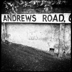 A Very Faded Banksy, St Andrews Road (firstnameunknown) Tags: urban streetart art bristol graffiti stencil banksy standrewsroad iphoneography hipstamatic lucifervilens us1776film