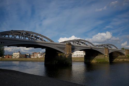 Barnes Railway Bridge 3 ©  Still ePsiLoN