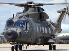 Merlin HC3A ZK001  (2) @ RAF Waddington 07-07-14 (AJBC_1) Tags: rafwaddington rafwaddingtonairshow2014 military royalairforce raf merlinhc3a zk001 28acsquadron ©ajc england unitedkingdom uk ©ajc britisharmedforces ajbc1