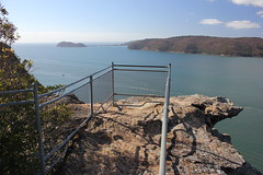 Warrah lookout (cathm2) Tags: travel nature walking view hiking australia lookout nsw centralcoast pittwater hawkesbury greatnorthwalk patonga