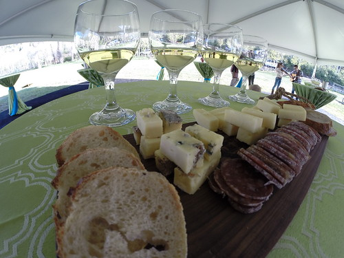 Wine & Cheese Tasting Event