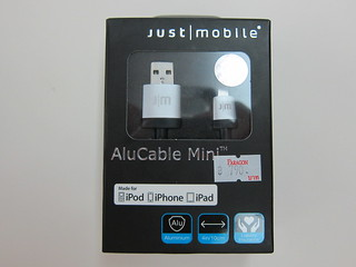 Just Mobile AluCable Mini