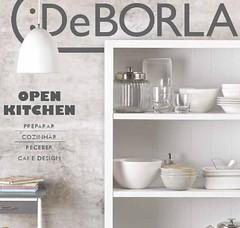 "De Borla: conhece o folheto da campanha ""Open Kitchen"" (utilidades_casa) Tags: cozinha campanha utenslios acessrios folheto openkitchen panelas cakedesign frigideiras deborla wwwcasaedecoracaopt"