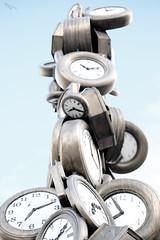 Time never end... (libre comme l'R) Tags: paris horloge clock time temps