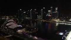 Singapore Timelapse (Kam2y) Tags: singapore singaporegp singaporeflyer iphone6s timelapse