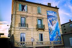 Carcassonne-009 (bonacherajf) Tags: aude carcassonne street art peintures streetart