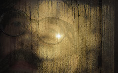 ' (Sunofmarch) Tags: light sun water self d5100