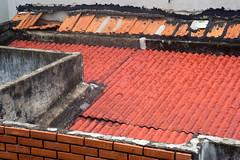 (kuuan) Tags: olympusfzuikoautotf285mm manualfocus mf olympus zuiko fzuiko 85mm f2 f285mm hcmc saigon vietnam sonya7 sony a7 viewoverrooftops rooftops tiles rooftiles red
