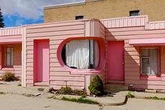 Kemmerer, WY  2016 (Don Hudson) Tags: kemmerer wyoming pinkmotel 2016