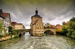 Bamberg - Altes Rathaus (Ventura Carmona) Tags: alemania germany deutschland bayern baviera bamberg rathaus ayuntamiento cityhall venturacarmona altesrathaus