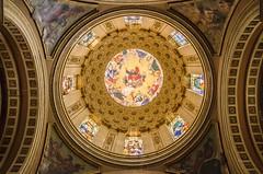 Ex-Teresa (Orlando Orbayu) Tags: cupula dome architecture arquitectura religious religiosa orlando orbayu ciudad de mexico city exteresa