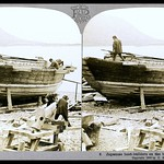 A VISIT TO OLD KOREA in 1902, No.6 --  Korea As it Was, Captured in 3-D by HERBERT G. PONTING thumbnail