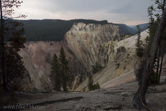 """Grand Canyon of the Yellowstone • <a style=""""font-size:0.8em;"""" href=""""http://www.flickr.com/photos/63501323@N07/30185770553/"""" target=""""_blank"""">View on Flickr</a>"""