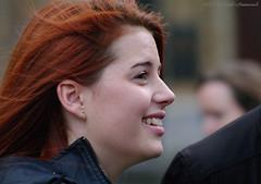 Portrait (Natali Antonovich) Tags: portrait sweetbrussels brussels belgium belgique belgie profile mood smile