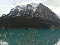 Lake Louise, Banff National Park. (camjrobinson) Tags: iphone landscape canada hiking lake banffnationalpark lakelouise