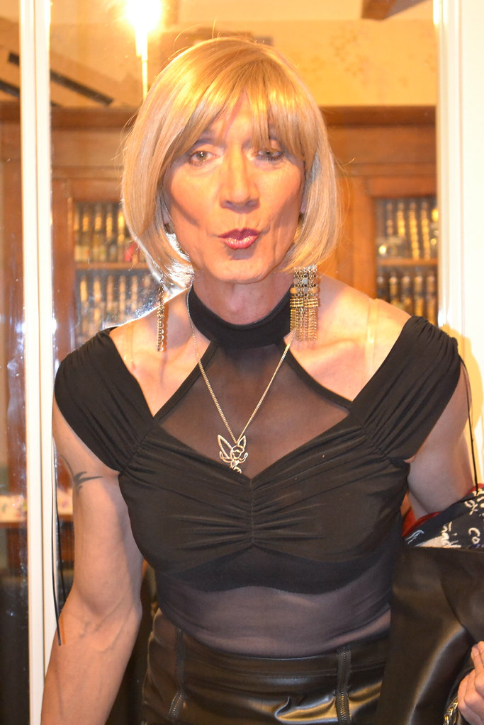 travesti crossdresser