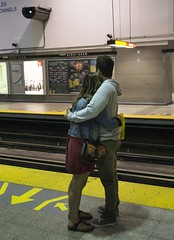 DSC08871_ep (Eric.Parker) Tags: montreal 2015 quebec canada subway couple hugging