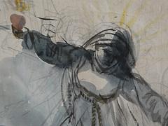 DELACROIX Eugne,1819 - La Vierge du Sacr-Cur, Etude (drawing, dessin, disegno-Louvre RF9196) - Detail 15 (L'art au prsent) Tags: drawing dessins dessin disegno personnage figure figures people personnes art painter peintre details dtail dtails detalles 19th 19e dessins19e 19thcenturydrawing 19thcentury detailsofdrawing croquis tude study sketch sketches tableaux louvre cathdraledajaccio ajaccio corse eugnedelacroix eugne delacroix france viergedusacrcoeur vierge virgin sacrcur woman women femme tte head visage face portrait boy littleboy naked nude nu model jesus jsus child childhood enfance enfant enfantjsus motherhood maternit madone madona baby bb bare