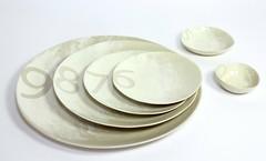 New Ceramic #'s tableware (anczelowitz) Tags: ceramic pottery clay stoneware glaze texture handmade craft anczelowitz new tableware vase plates elledecor cnx artisan