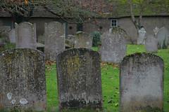 Gravestones @ Harston (Adam Swaine) Tags: gravestones graveyard graves church churchyard cambs cambsvillages winter uk ukcounties ukvillages britain swaine
