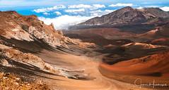 Haleakala Caldera (jhambright52) Tags: volcano haleakala summithaleakala maui caldera