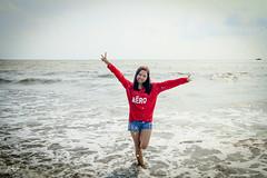 Hi all! ;) (thoinv1510) Tags: portrait beach vietnam