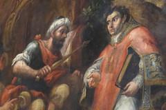 A deacon in peril (oursonpolaire) Tags: camino2016 catalonia saragossa zaragoza