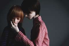 itla0010 (here.heidin) Tags: bjd leeke mihael michael dollshe dsam 32 hybrid doll leekeworld zaoll dollmore luv