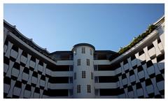 Hotel (ngbrx) Tags: schweiz switzerland suisse svizzera ascona ticino tessin hotel house haus building gebude balconies balkone sky himmel