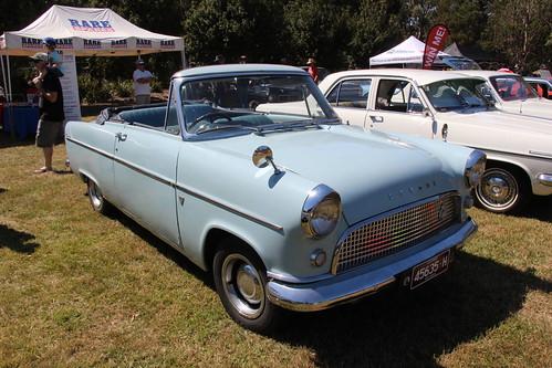 1959 Ford Mk II Consul Convertible